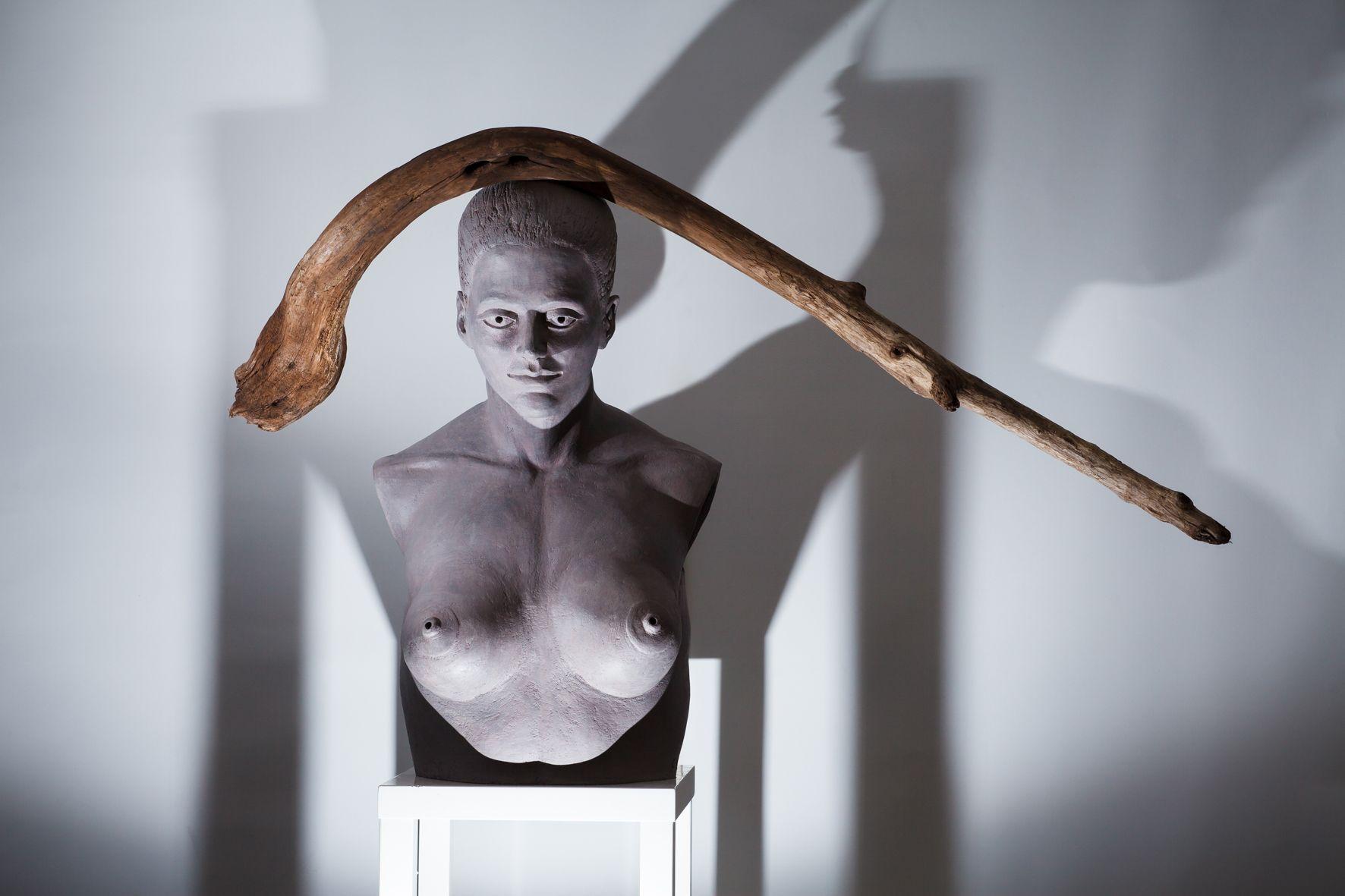 Reproduktion für: http://www.ckruesi.ch/. Skulptur: Christina Krüsi