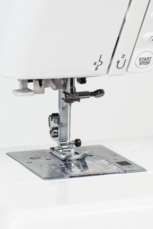 Produktfotograf Hannover | Nähmaschine Bernina (Detail)