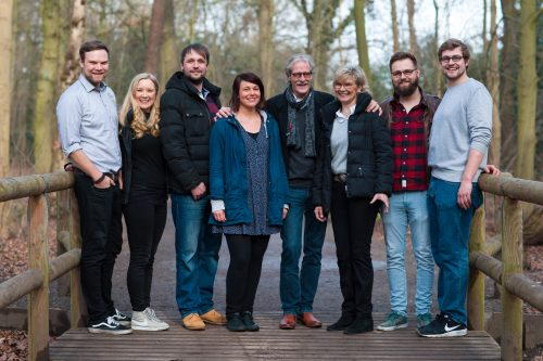 Freunde und Familienshooting in Hannover