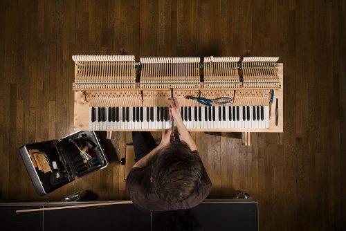 Instrument stimmen und pflegen in Hannover