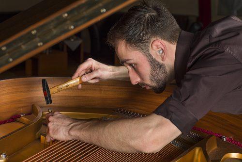 Klavier stimmen Hannover